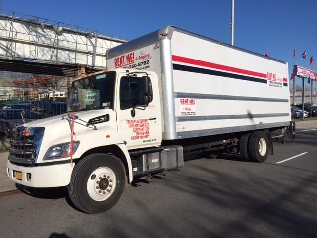 box truck rental in nyc