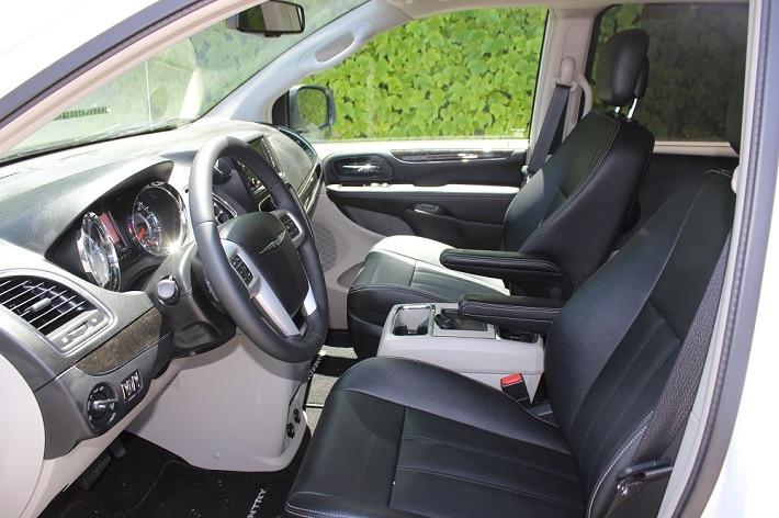 minivan rental in nyc